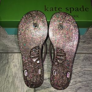 kate spade Shoes - Kate Spade Women's Follie Flip-Flop Pre-Owned